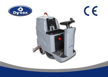 Wireless Driving System Industrial Floor Cleaning Machines With Alarm Lamp