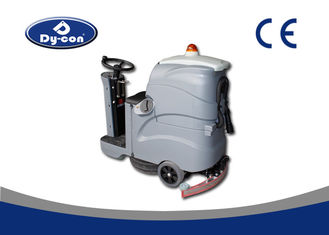 Custom Commercial Hard Floor Cleaning Machines For Office Building / Shopping Mall